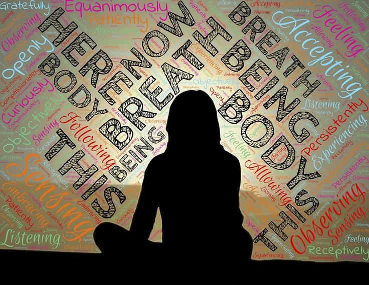how to be mindful, meditation