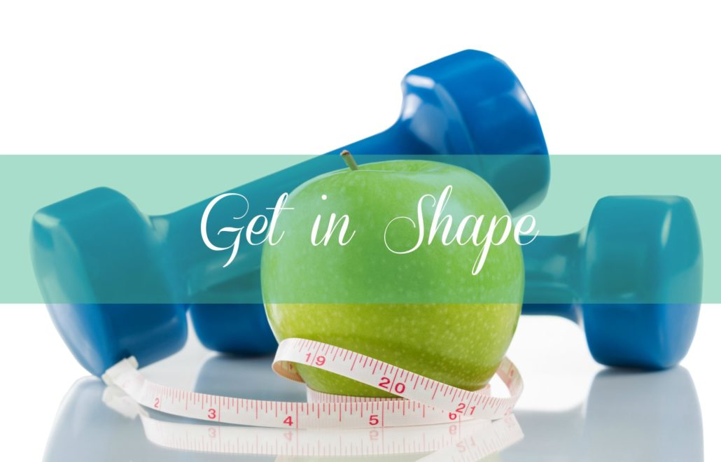 get in shape, exercise, diet, weight loss, belly fat