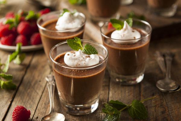 paleo chocolate mousse recipe, healthy chocolate dessert