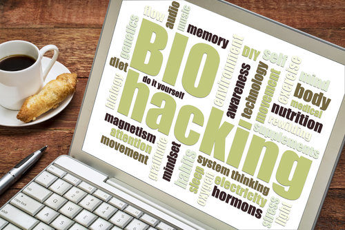 What is Biohacking? And 5 Free Biohacks | Kate S  Lyon