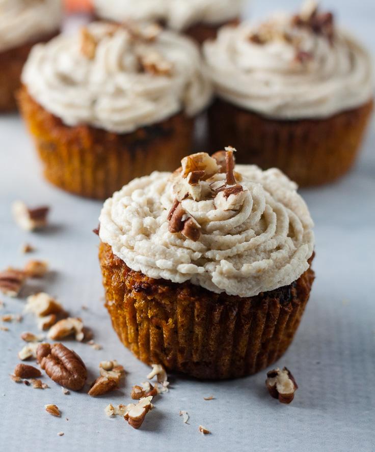 Paleo Carrot Cake Muffins Kate S Lyon