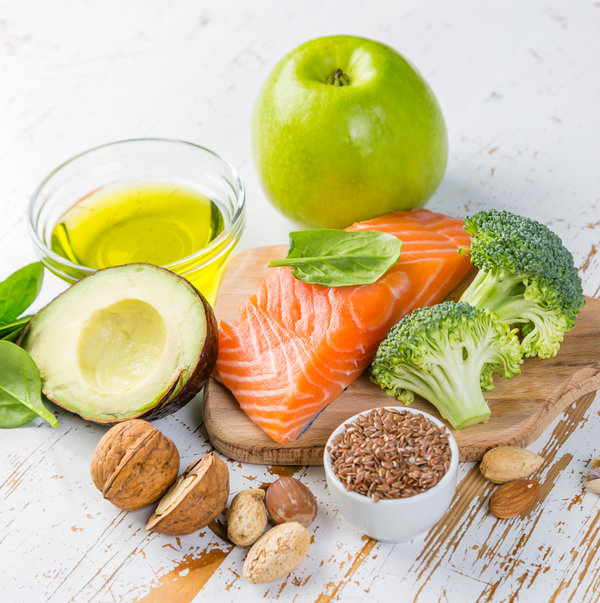 Selection of anti-inflammatory foods